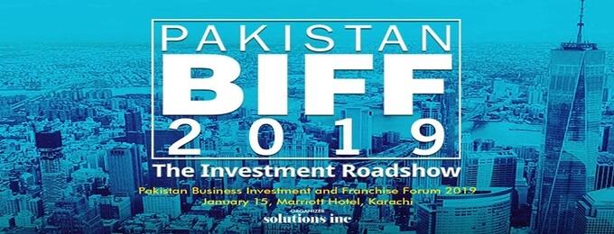 pakistan business investment & franchise forum (pakbiff) 2019