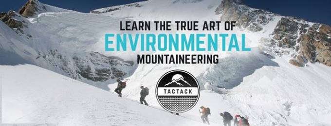 environmental mountaineering course