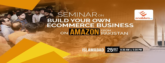 build your own ecommerce business on amazon from pakistan