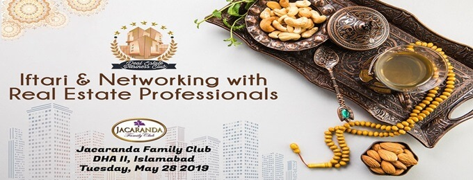 iftari & networking with real estate professionals