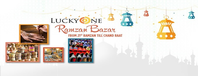 luckyone ramzan bazar