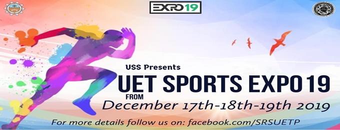 uet sports expo'19