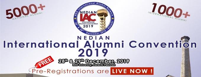 nedian international alumni convention