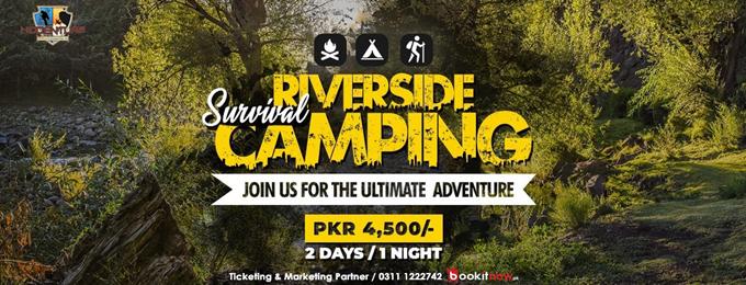 Riverside Survival Camping