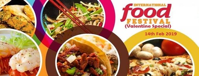 internationall food festival