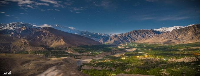 5 days lahore to hunza valley & khunjrab pass