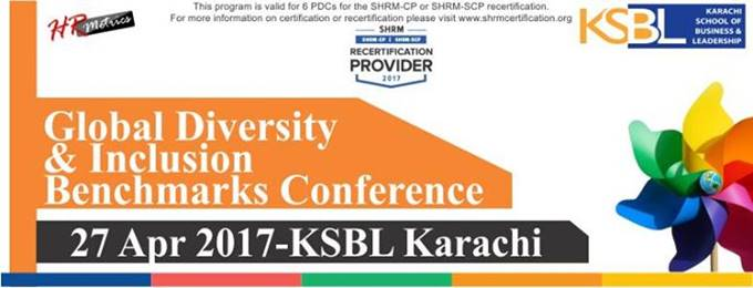 Global Diversity & Inclusion Benchmarks Conference