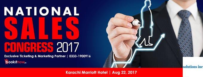 1st National Sales Congress 2017