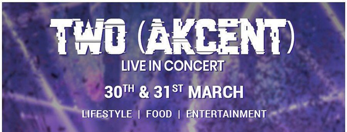 two akcent live in karachi