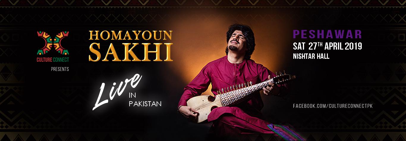 homayoun sakhi live in concert peshawar