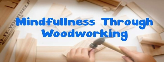 mindfulness through wood working for adults in karachi