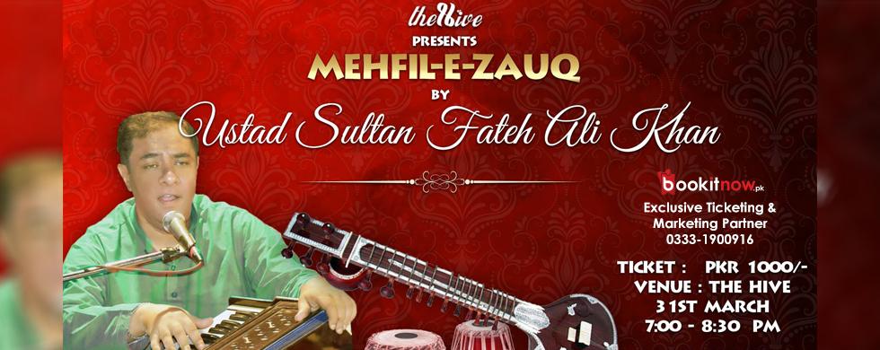 mehfil-e-zauq
