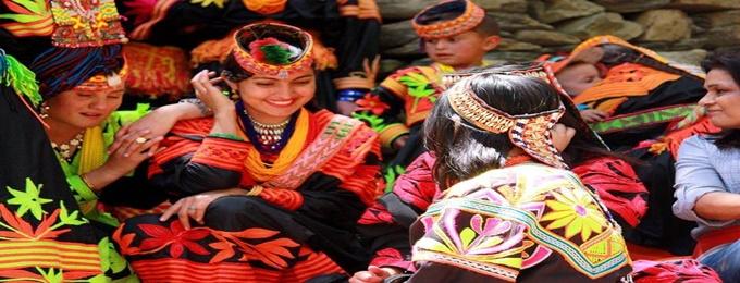 8 days trip chitral & kalash (chaomus festival)