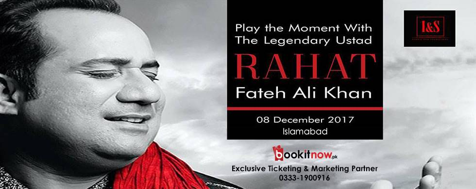 play the moment with the legendary rahat fateh ali khan
