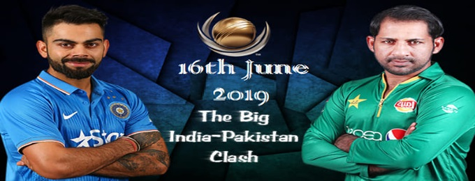 live screening of pakistan vs india worldcup 2019
