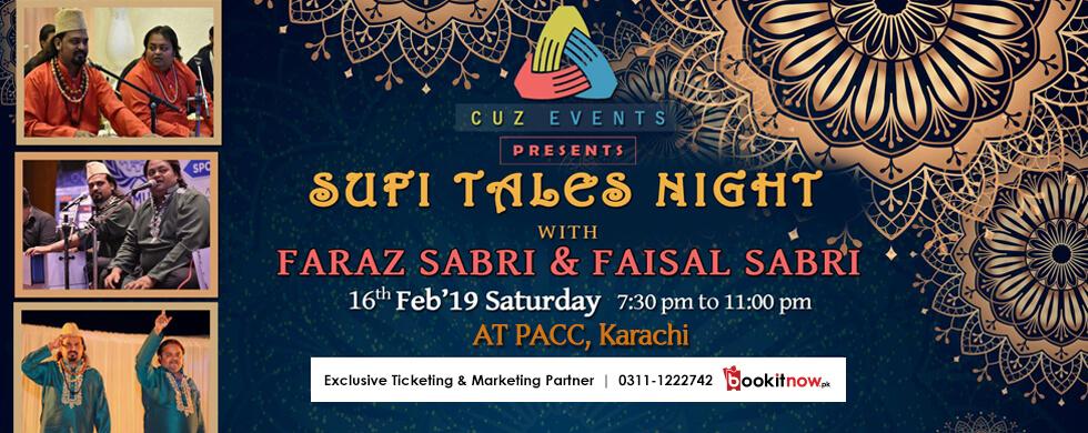 sufi tales with faraz sabri & faisal sabri