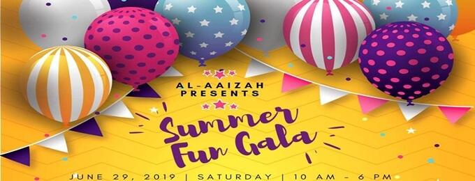 summer fun gala