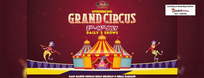 Aladin Grand Circus