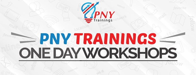pny trainings one day workshops