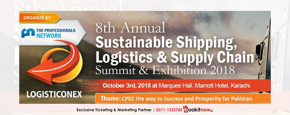 8th sustainable shipping, logistics & scm summit & exhibition