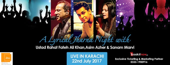 lyrical jharna night