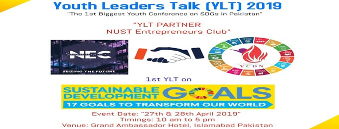 youth leaders talk (ylt) 2019