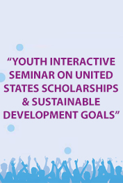 Youth Interactive Seminar on United States Scholarships & SDG's Rawalpindi
