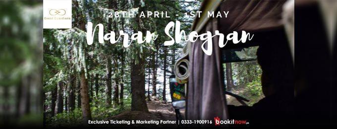 trip to shogran and naran
