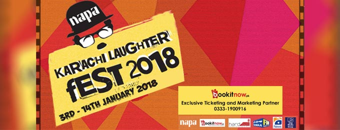 Karachi Laughter Fest 2018
