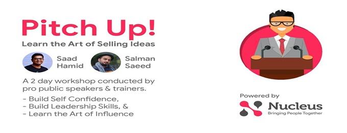 pitch up! - workshop