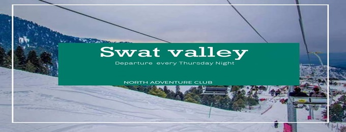3 days trip to swat valley and malam jaba