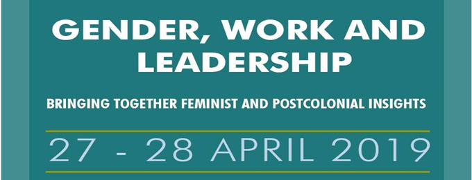 int'l interdisciplinary conference on gender work & society