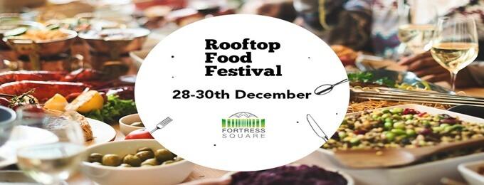 Rooftop Food Festival