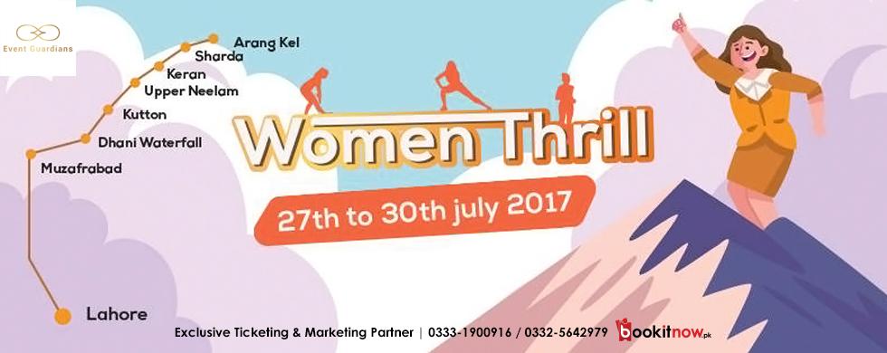 women thrill season 1 ep 1