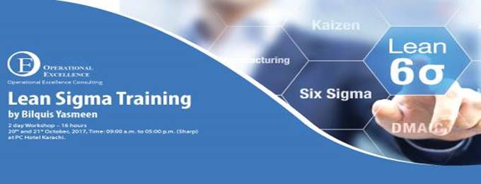 Lean Sigma Training