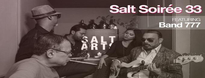 Salt Soiree 33: Lenny Massey and Band 777