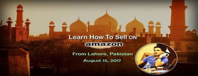 build business on amazon from pakistan