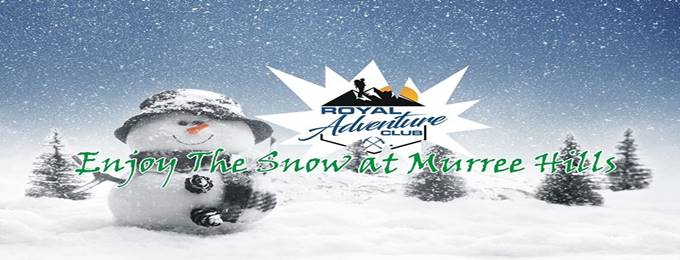 3 days hiking and snow tour to murree hills