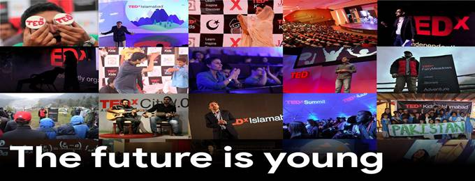 tedxislamabad 2018: the future is young!