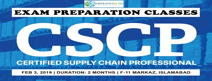 apics cscp training - become supply chain expert