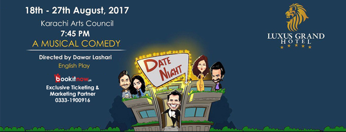 Date Night - A Musical Comedy Karachi