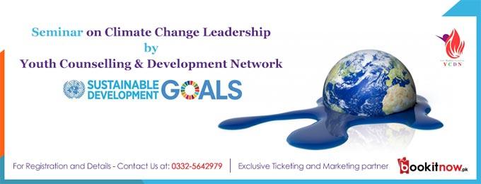 Seminar on Climate Change Leadership - CPEC and Regional Climate Rawalpindi