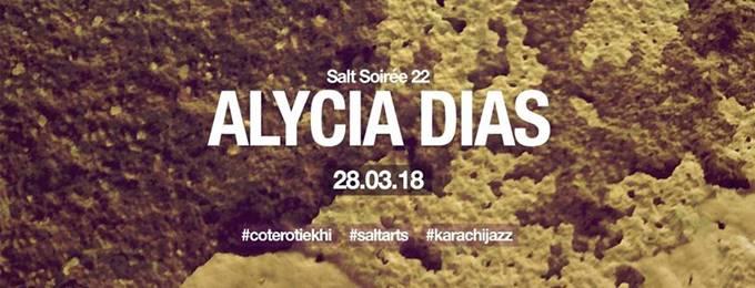 Salt Soirée 22 Ft. The Alycia Dias Ensemble