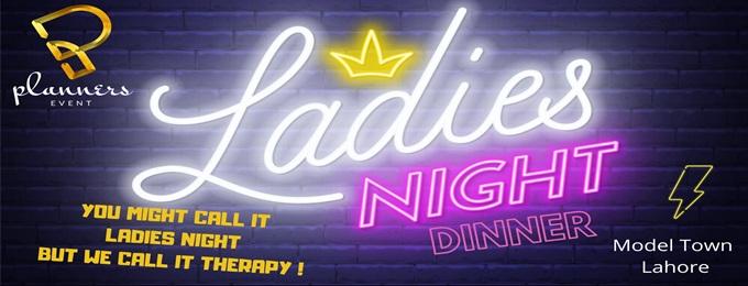 ladies night dinner