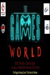The Games World - Gaming Arena karachi