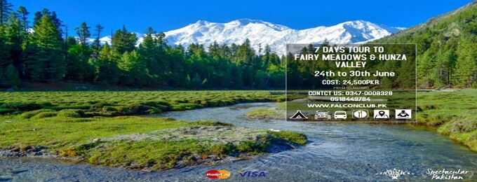 7 days tour to fairy meadows & hunza valley [229]