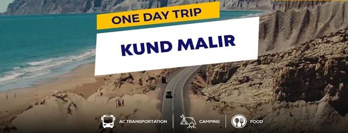 day trip to golden beach kund malir