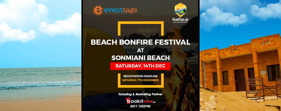 beach festival & night camp