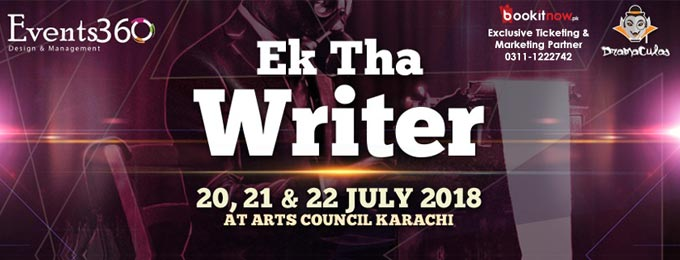 Ek Tha Writer