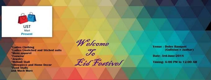 pre-eid shopping festival